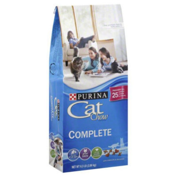 Cat Chow Complete Cat Food