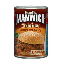 Manwich Original Sloppy Joe Sauce, 15 oz
