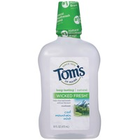 Tom's of Maine Wicked Fresh! Cool Mountain Mint Mouthwash