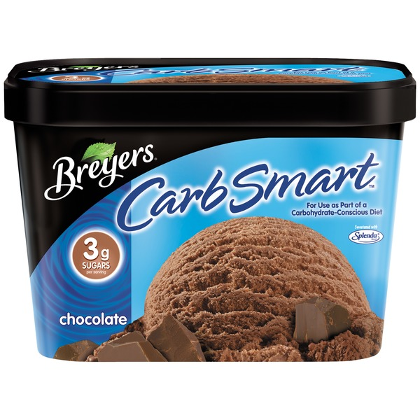 Breyers Chocolate Frozen Dairy Dessert