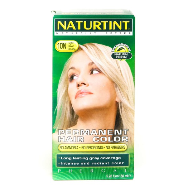 Naturtint Hair Color 10N Light Dawn Blonde