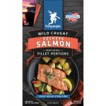 Fishpeople Wild Sockeye Salmon Fillets