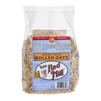 Bob's Red Mill Rolled Oats Gluten Free Extra Thick