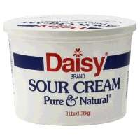 Daisy Pure & Natural Sour Cream