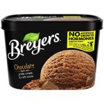 Breyers Chocolate All Natural, 1.5 qt