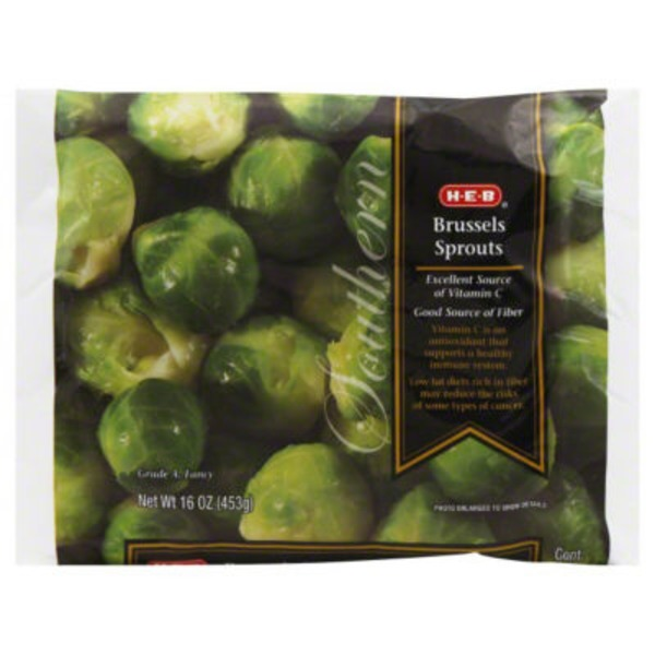 H-E-B Brussel Sprouts