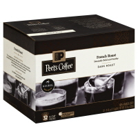 Peets Coffee Coffee K-Cup Packs French Roast
