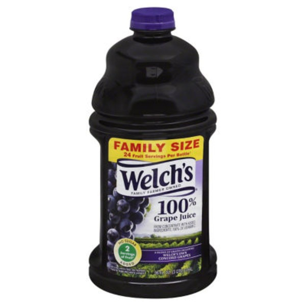 Welch's Grape 100% Juice