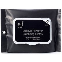e.l.f. Cosmetics Makeup Remover Cleansing Cloths, 20 ct