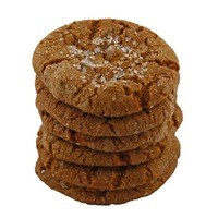Central Market Chewy Crystallized Ginger Cookies