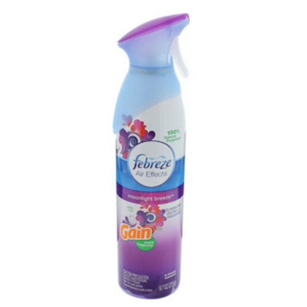 Febreze Air Effects Febreze Air Effects Gain Moonlight Breeze Air Freshener (1 Count, 9.7 oz) Air Care