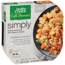 Healthy Choice Cafe Steamers Simply Chicken Fried Rice, 10 oz