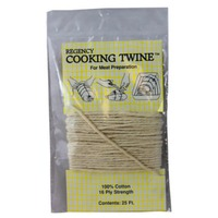 Regency Wraps 100% Cotton 16 Ply Strength 25 ft Cooking Twine