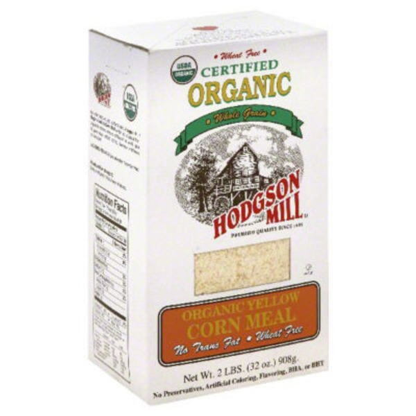 Hodgson Mill Stone Ground Yellow Corn Meal