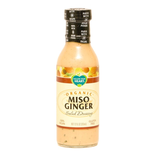 Follow Your Heart Organic Miso Ginger Dressing