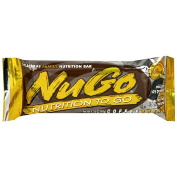 NuGo Coffee Nutrition Bar
