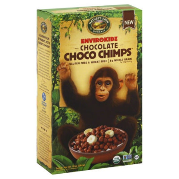 Nature's Path EnviroKidz Choco Chimps