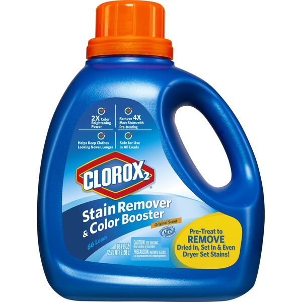 Clorox 2 Stain Remover and Color Booster Original