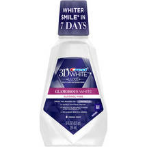 Crest 3D White Multi-Care Rinse Refreshing Mint