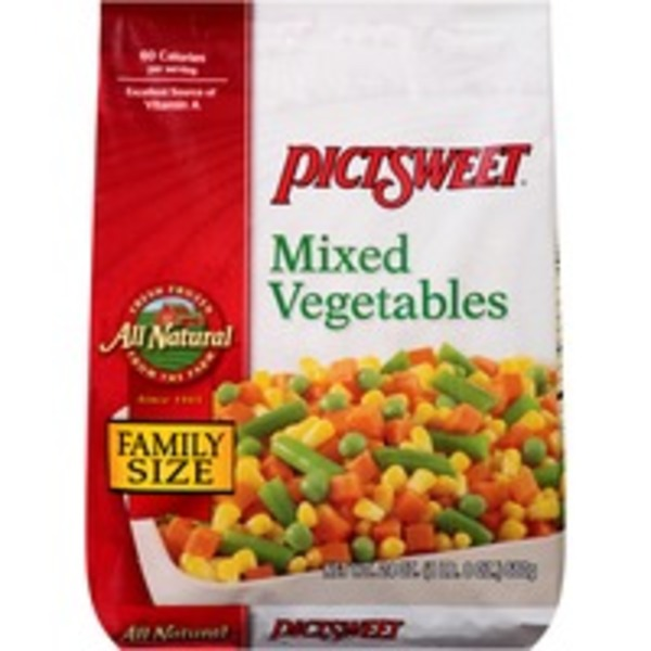 Pictsweet Farms Mixed Vegetables