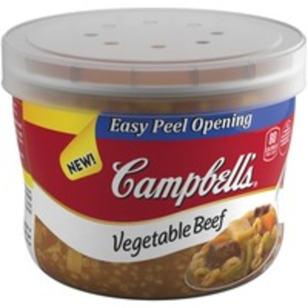 Campbell's Vegetable Beef Soup