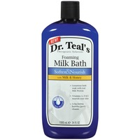 Dr. Teal's Foaming with Milk & Honey Milk Bath