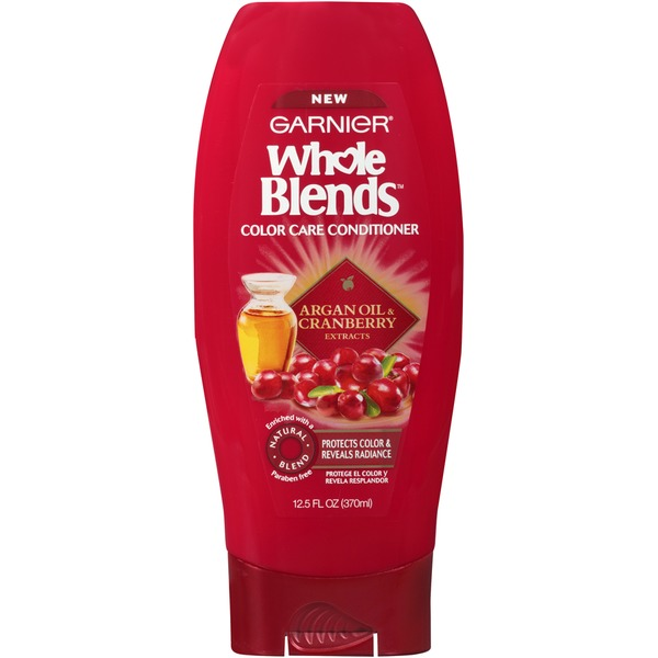 Whole Blends Color-Treated Hair Argan Oil & Cranberry Color Care Conditioner