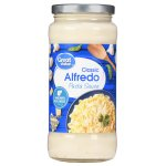 Great Value Classic Alfredo Pasta Sauce, 16 oz