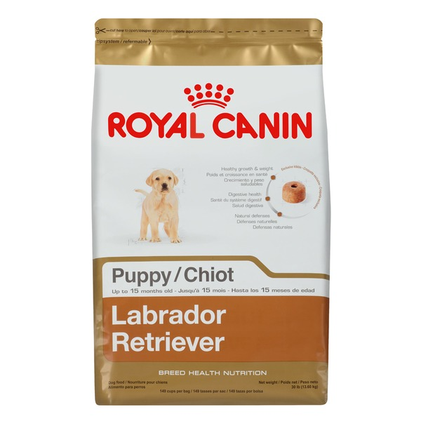 Royal Canin Labrador Retriever Puppy Dog Food