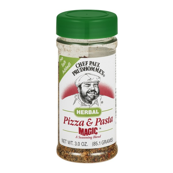 Chef Paul Prudhomme's Pizza & Pasta Magic Seasoning Blend Herbal