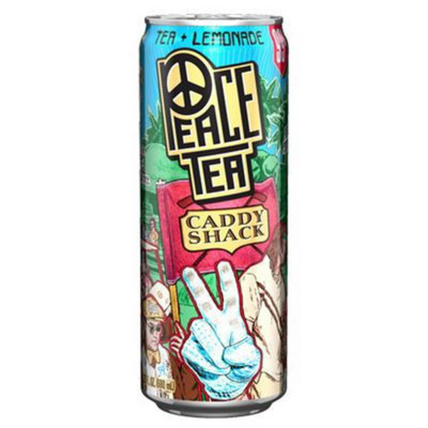 Peace Tea Caddy Shack Lemonade Tea