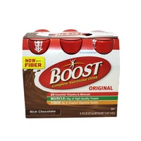 Boost Original Complete Nutritional Drink, Rich Chocolate