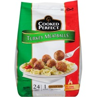 Cooked Perfect   Us Turkey Meatballs