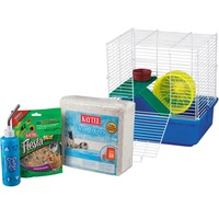 Super Pet Kaytee Complete Two Story Hamster Kit 5.75