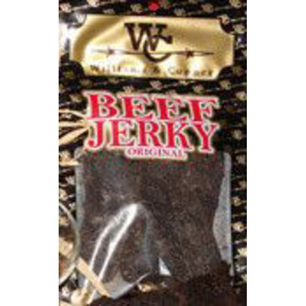 Williams & Conner Hickory Beef Jerky