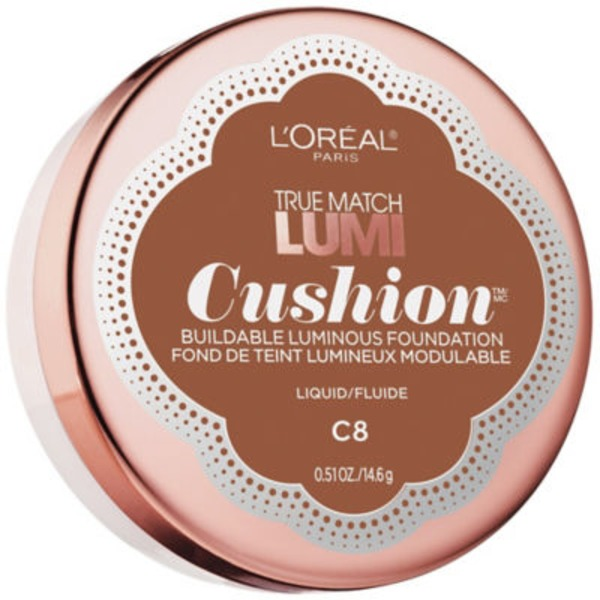 True Match Lumi C8 Cocoa Lumi Cushion Foundation