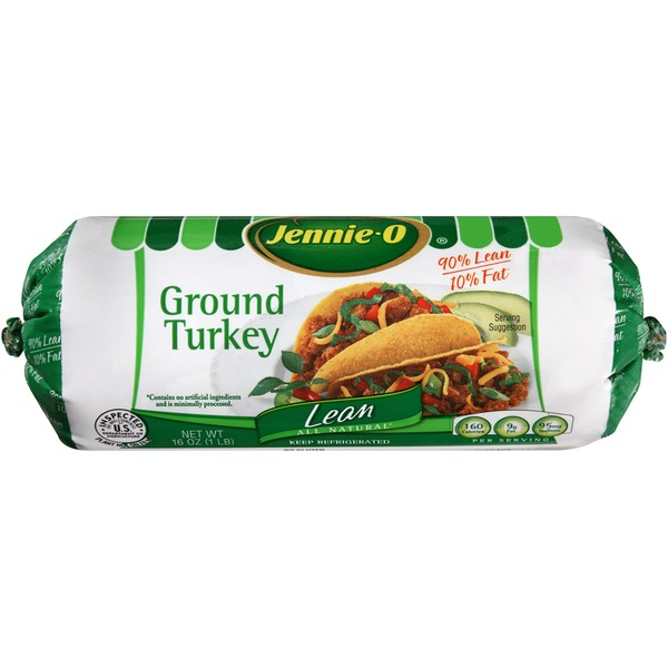 Jennie-O Lean Ground Turkey (013018)