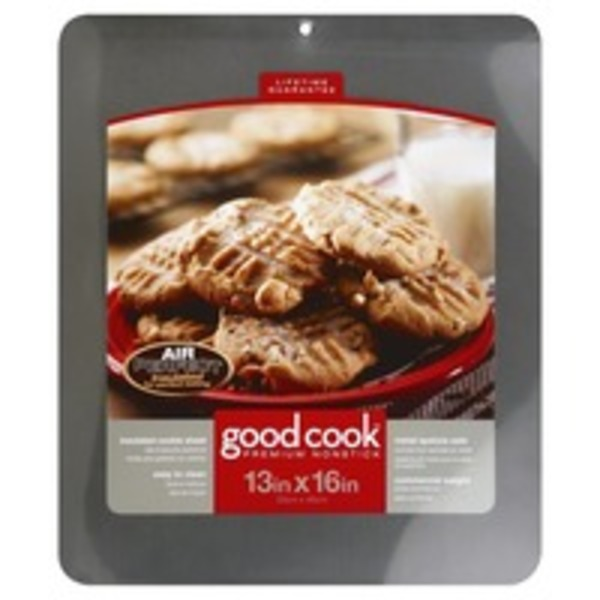 Good Cook Pro Cookie Sheet, Premium Nonstick, Insulated, Not Packed