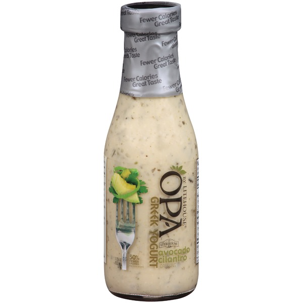 Litehouse OPA Greek Yogurt Avocado Cilantro Dressing