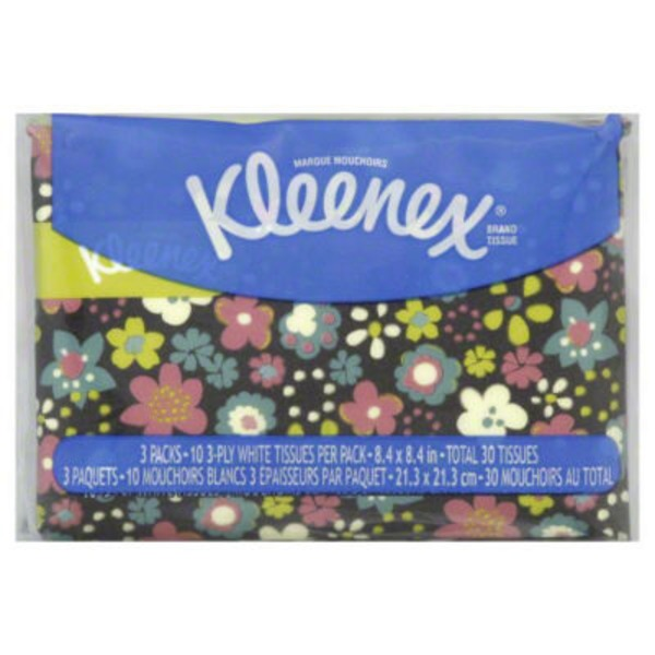 Kleenex Everyday Wallet Pack Facial Tissues