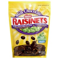 Raisinets Milk Chocolate Covered Raisins
