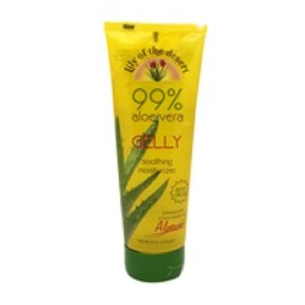 Lily of the Desert Moisturizer, Soothing, 99% Aloe Vera, Gelly