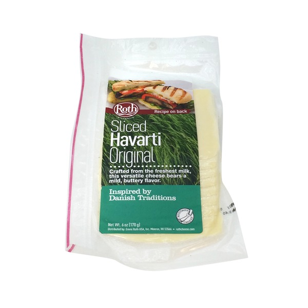 Roth Havarti Slices