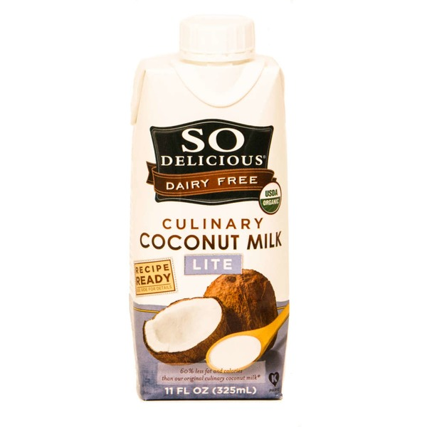 So Delicious Dairy Free Lite Culinary Coconut Milk