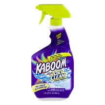 Kaboom with the Power of Oxi Clean Stain Fighters Shower, Tub & Tile Cleaner, 32.0 FL OZ