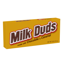 Milk Duds, Chocolate & Caramel Candy, 5 oz, 12 Ct