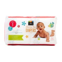 365 Diapers Size 1