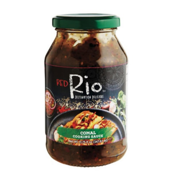 Red Rio Comal Cooking Sauce