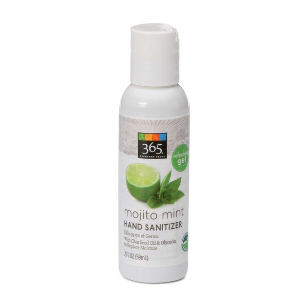365 Mojito Mint Hand Sanitizer Gel