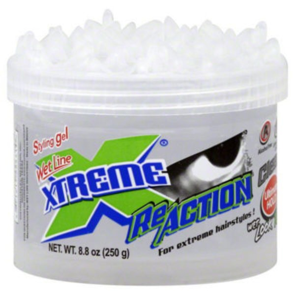 Wet Line Extreme Re Action Clear Styling Gel Ultimate Hold